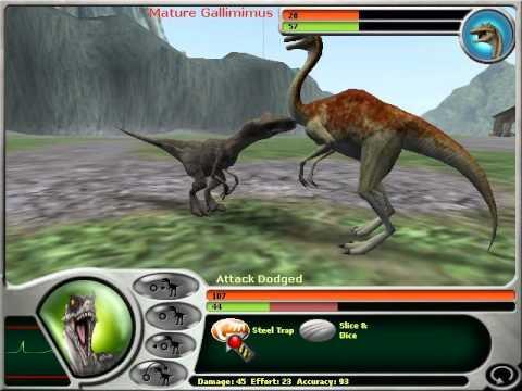 Jurassic Pak: Scan Command
