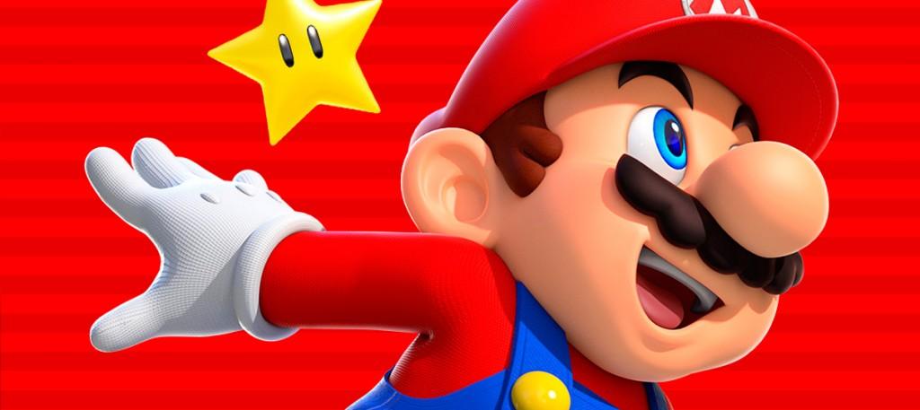 Mario está no celular! (Imagem: Divulgação)