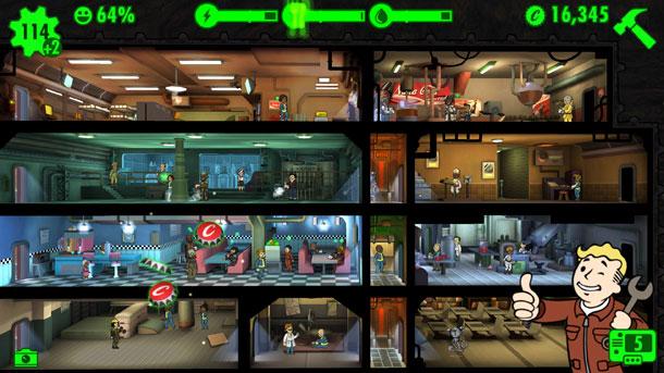 Fallout Shelter estará disponível no Xbox One e Windows 10 (Imagem: Divulgação)