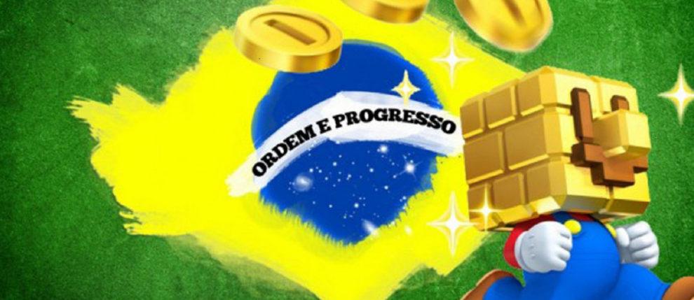 Brasil tem carga tributária excessiva em jogos (Imagem: Optclean Tecnologia)