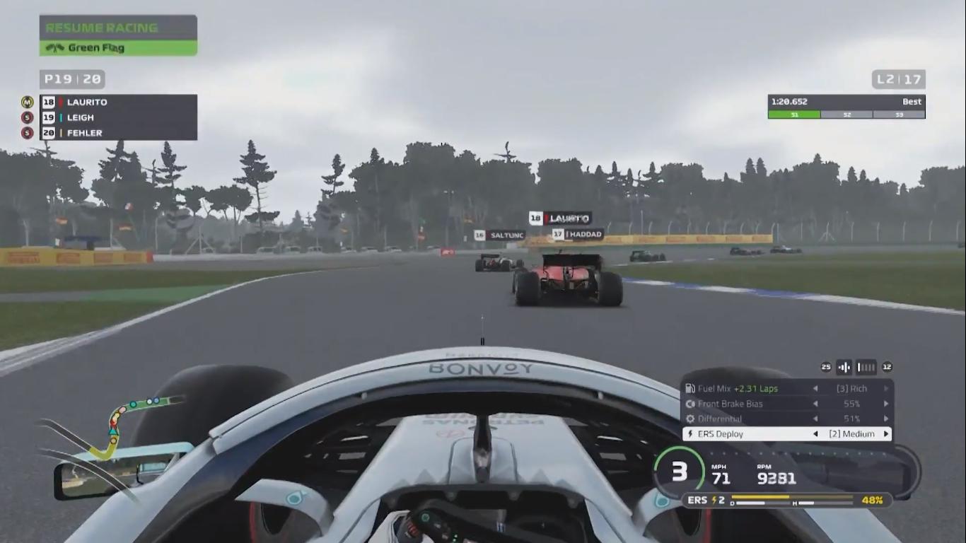 Pilotos Da Formula 1 Correrao Em Simuladores Uniao Cearense De Gamers