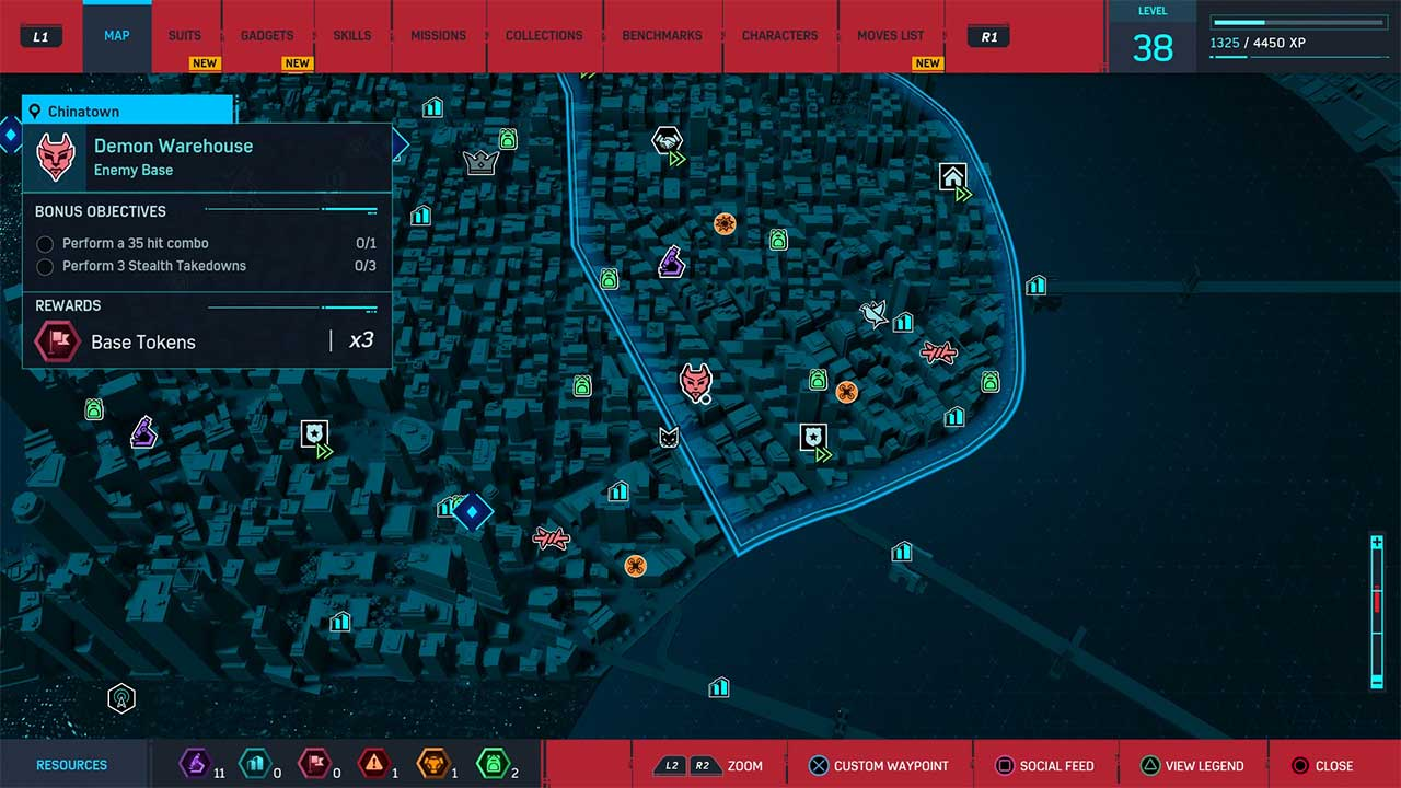 base-tokens-locations-spider-man-ps4